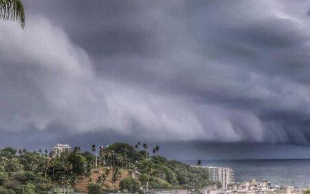 Semana será de chuva muito volumosa no Nordeste