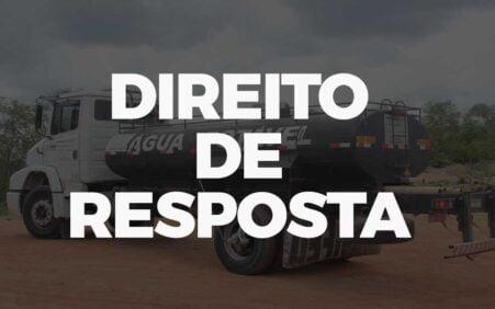 Apontadora da Operação Carro-Pipa na Serra do Inácio responde denúncia