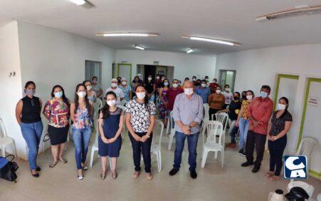 Prefeito de Santa Filomena realiza primeira reunião com equipe do…