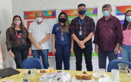 Prefeitura de Santa Filomena firma parceria de trabalho com a Votorantim
