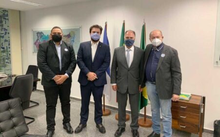 Prefeito Gildevan cumpre agenda em Brasília e busca apoio para…