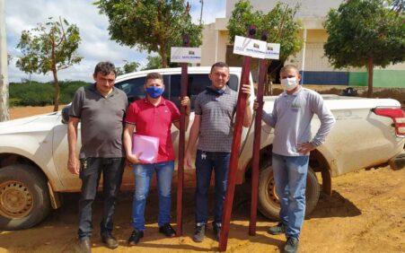 Santa Filomena começa a monitorar chuvas para execução de projetos…