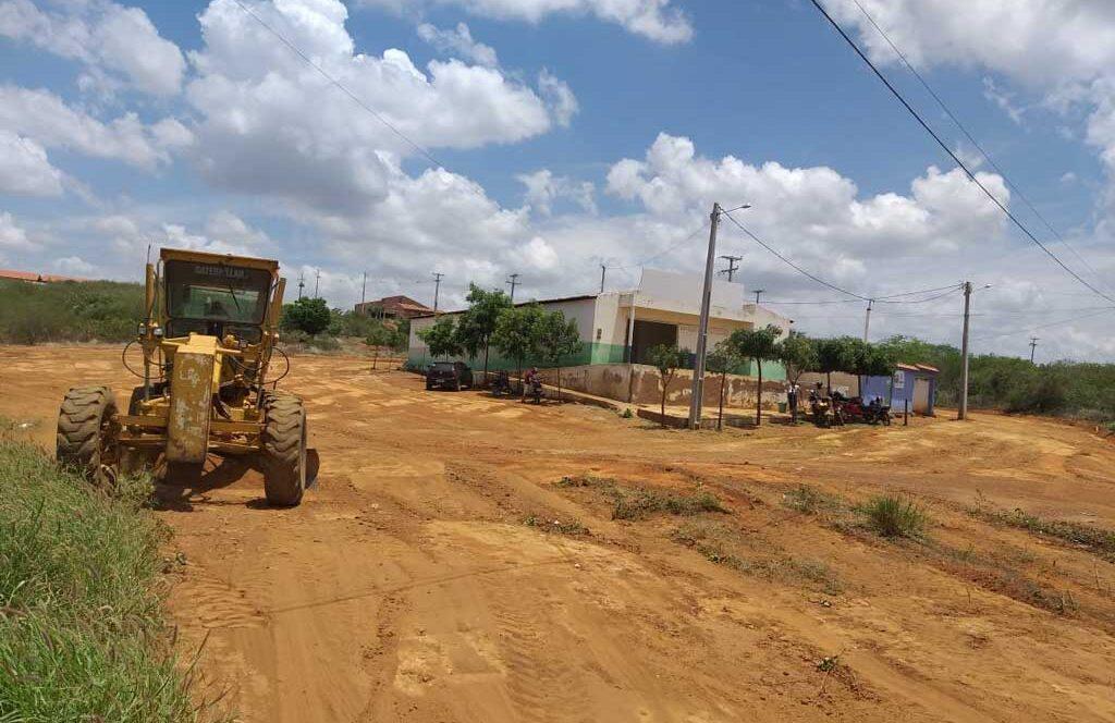 Santa Filomena tem uma equipe trabalhando em defesa dos Agricultores