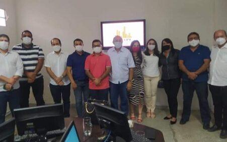Prefeito Nininho é o novo presidente do Consórcio Intermunicipal do…
