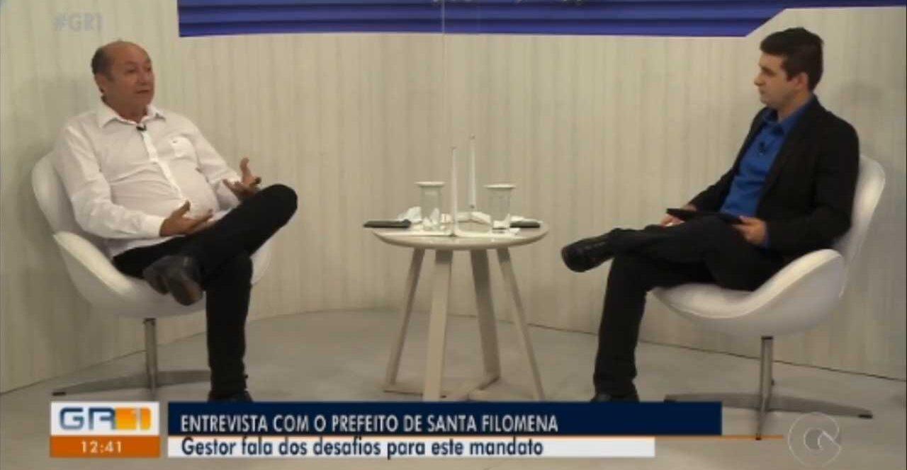 Santa Filomena poderá ganhar centro de monitoramento e pesquisas espaciais