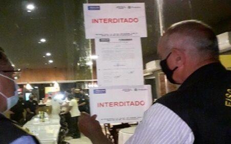 Em Pernambuco, primeiro fim de semana de restrições tem bares interditados