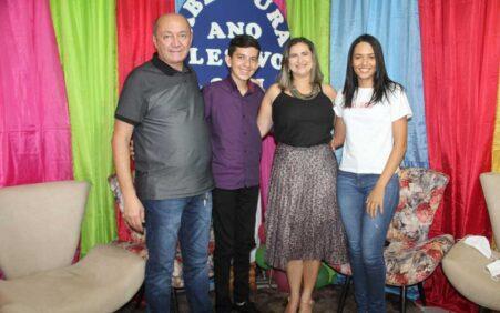 Secretária de Educação e Prefeito de Santa Filomena realizam abertura…