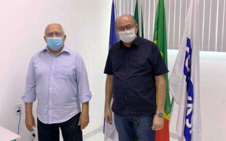 Prefeito de Santa Filomena conclui documentação para receber equipamentos pela…
