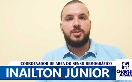 Coordenador do Censo 2021 informa: Santa Filomena tem 11 vagas…