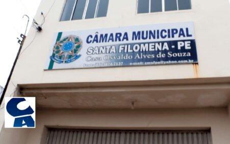 Santa Filomena reduz a 0% mulheres no Poder Legislativo