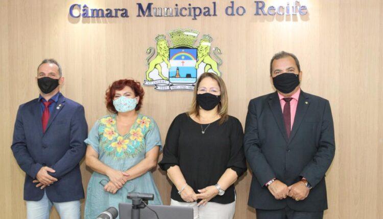 Comissão de Educação da Câmara do Recife aprova meia-entrada para radialistas e jornalistas em eventos