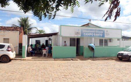 Prefeitura de Santa Filomena segue testagem Covid-19 em massa no distrito de Campo Santo