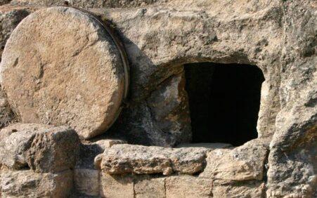 Sepulcro de Jesus Cristo aberto pela primeira vez depois de…