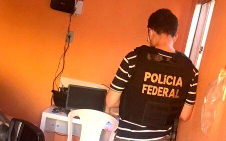 Polícia Federal prende casal no Sertão de Pernambuco por estuprar…