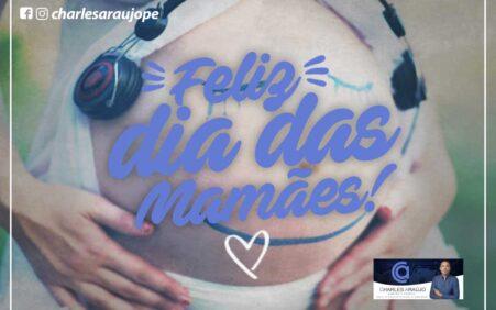 Feliz Dia das Mães a todas as Mamães do mundo!