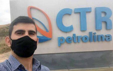 """Em Santa Filomena coordenador de projetos sociais garante: """"erradicaremos o…"""