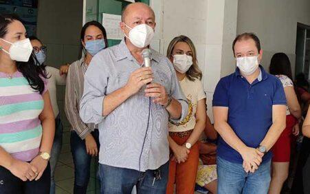 Prefeitura realiza mutirão para implantação de DIU em 83 mulheres…