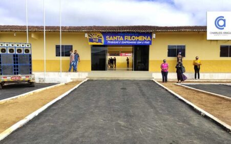 Secretaria de Educação de Santa Filomena prorroga retorno das aulas…