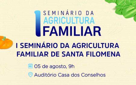 I Seminário da Agricultura Familiar de Santa Filomena será nesta…