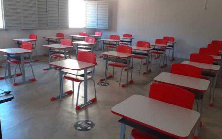 Estudantes da rede municipal de Dormentes retornam às aulas presenciais…