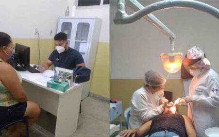 Unidade de Saúde de Santa Cruz realiza atendimento noturno médico…